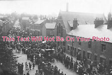 OX 110 - Banbury Co-Op Procession, Opening Of New Premises, Oxfordshire 1908