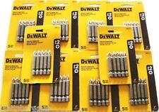 "50 DEWALT 2"" PHILLIPS #2 SCREW BITS DRIVER PH2 P2 FITS 18V 20V IMPACT DW2115"
