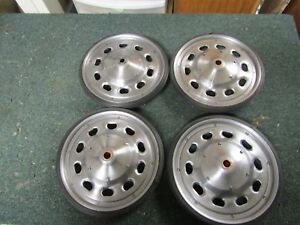 NEW 10 INCH STEEL CRAFT STYLW PEDAL CAR ARTILLARY WHEELS W/TIRES. SET