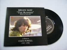 """BRIAN MAY - THE BUSINESS - BRAND NEW 7"""" VINYL 1998 - QUEEN"""