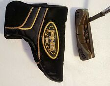 """*NEW-Rare* PING golf 50th Anniversary Zing 35"""" golf putter w/cover"""
