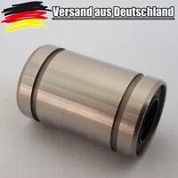 2x LM8UU 8mm Linear Kugellager Bush Buchsen Für Rod RepRap 3D Drucker CNC L00083