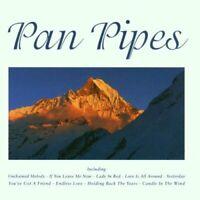 Various - Pan Pipes (CD) (2002)