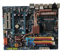 Motherboard DDR2 LGA775 P45 CPU Intel SLi ATX for GIGABYTE X38-DQ6 Tested