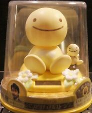 New Tomy Nohohon Zoku Sunshine Buddies Bobble Head Figure Spiritual Stone Yellow