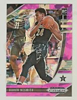 2020-21 Prizm Draft PINK ICE PRIZM AARON NESMITH RC Rookie Celtics QTY AVAILABLE