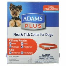 ​Adams Plus Flea & Tick Collar for Small Dogs & Puppies Up to 7 month Protection