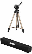 HAMA STAR 63 TRIPOD CAMERA VIDEO 4163 WITH CASE