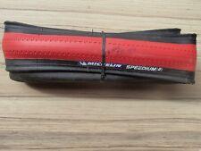 MICHELIN SPEEDIUM 2 RED / BLACK 700c x 23mm FOLDING TYRE RRP £19.95