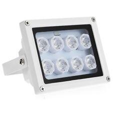 Infrared Illuminator 8 Array IR LEDS Night Vision Wide Angle Outdoor Waterproof