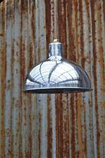 Elegante alluminio lucido Appesa Luce Ombra Retrò soffitto paralume BL10