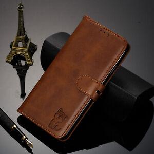 For Xiaomi MI Max 3 Redmi Note 7 Cute Wallet Pattern Stand Flip PU Leather Case