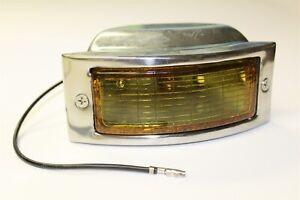 Ford Pickup Truck 1948 1949 1950 Parking Light Lamp * Amber Lens