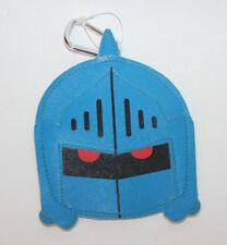 Japan Panson Works Kinnikuman Robin Mask Keychain Wallet Pouch