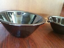 RARE 1958 MID CENTURY MODERN ROCKINGHAM LAGARDO TACKETT COOK N SERVE BOWLS BOWL