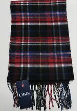 Chaps Red Plaid Scarf, Style #6CF265, 100% Acrylic,  Nwts, Msrp $38