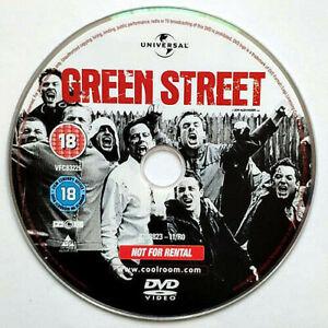 Green Street (DVD) Disc Only - Elijah Wood - Charlie Hunnam - Football - (2005)