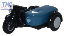 Nbsa 002 Oxford Diecast 1:148 Escala N Calibre Moto y Sidecar Rac