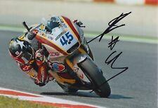 Scott Redding Hand Signed 7x5 Photo - MotoGP Autograph.