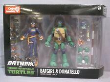 Teenage Mutant Ninja Turtles BATGIRL & DONATELLO TMNT Gamestop Nickelodeon 2019