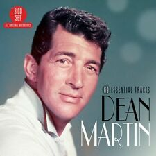 Dean Martin 60 ESSENTIAL TRACKS Best Of Collection ORIGINAL RECORDINGS New 3 CD
