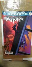 Batman 31 DC Universe Rebirth Variant Cover 2017
