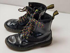 Dr martens Girls (Kids) Ankle Black Boots  Size 13