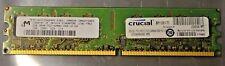 2 Go 1x2GB DDR 2 DDR2 PC2-4200 U DDR2-533 Mhz memory 240 pin DIMM RAM PC Non-ECC