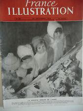 France Illustration n°65- 1946 La dernière semaine de l'Année Les vitrines