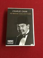 Charlie Chan Collection 42 Movies + 60 Old Time Radio Broadcasts BONUS DVD