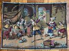 VINTAGE Gobelins Tapestry Wall Hanging Gobelin Tapestry Made in Belgium