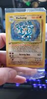 1999 Pokemon 1st Edition Machamp Holo Base Set 8/102 ULTRA RARE SEALED!!!