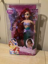 Simba Disney Princess Ariel The Little Mermaid Doll Hairplay Set