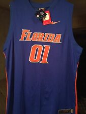 Florida Gators Nike Elite Basketball Jersey New With Tags Men's XXL