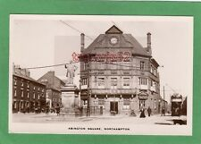 More details for abington square northampton tram coker & co rp pc unused mayfair ref p384