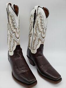 Women's SIZE 6.5 M Dan Post Scottsdale Cowgirl Western Cowboy Boots STYLE 3502
