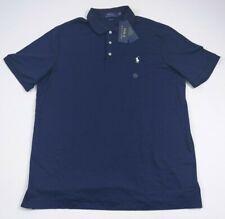 New listing NEW Polo Ralph Lauren Men's Classic Fit Short Sleeve Polo Shirt Size XL Blue $85