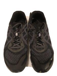 Merrell Sneakers Walking Shoes Gray Black US 8.5 EU 39 Comfort EUC