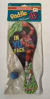 1990 Tootsie Toy Paddle Ball - 1990s Vintage Toy - Paddleball - New In Package