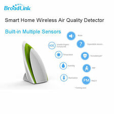 BroadLink A1 WiFi Smart Home Automation Air Detector Purifier APP Remote Control