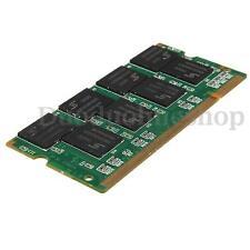 1GB DDR 266Mhz PC2100 Memory RAM 200Pin Non-ECC CL2.5 SODIMM Laptop Motherboard