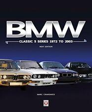 BMW Classic 5 Series 1972-2003 (5er E12 E28 E34 E39 M5 V8 Tuner) Buch book