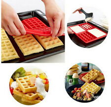 Home Bakery Making Silicone Cake Mold Muffin Pan Microwave Baking Cookies