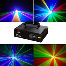 high quality dj equipment 600mw RGB disco laser projector light for laser show