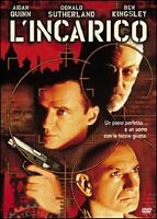 Dvd **L'INCARICO** con Aidan Quinn Ben Kingsley Donald Sutherland nuovo 1997