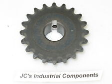 """Sprocket   35 pitch   20 tooth   3/4"""" bore   Martin  35BS20HT 3/4"""