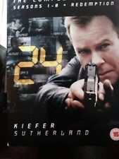 24 complete series dvd