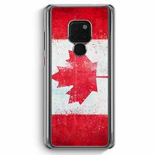 Kanada Grunge Canada Huawei Mate 20 Hülle Motiv Design Cover Hardcase Handyhü...