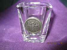 Bacardi Collectable Glass Shot Glass