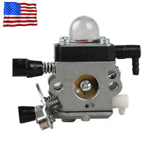 Hedge Carburetor For Stihl HS45 Carb Trimmer FC55 Practical Free Shipping USA